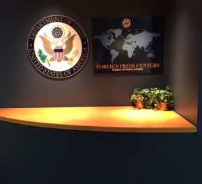 Putting Knowledge Into Action: Interning at the Washington Foreign Press Center